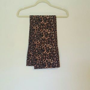 NWT Old Navy Leopard Print Infinity Scarf